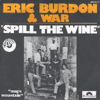 Eric Burdon & War - Spill the wine