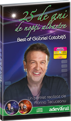 Gabriel Cotabita - 25 de ani de nopti albastre