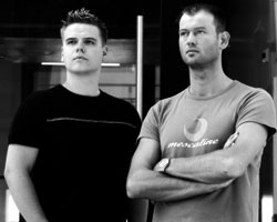 Ronny Bibow si Michael Bein