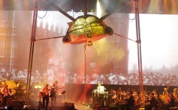 Turneul 'The War Of The Worlds' din 2009